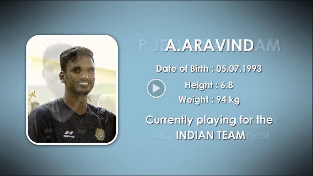 aravindh player