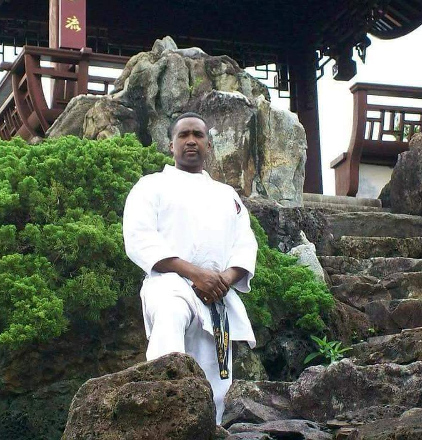 Sensei Greg Brown